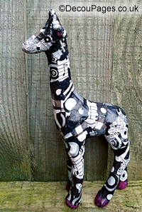 Decopatched-giraffe
